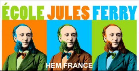 Jules Ferry / Jean de La Fontaine – Hem